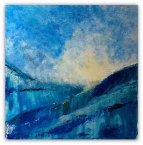 Landskab abstrakt 30-30