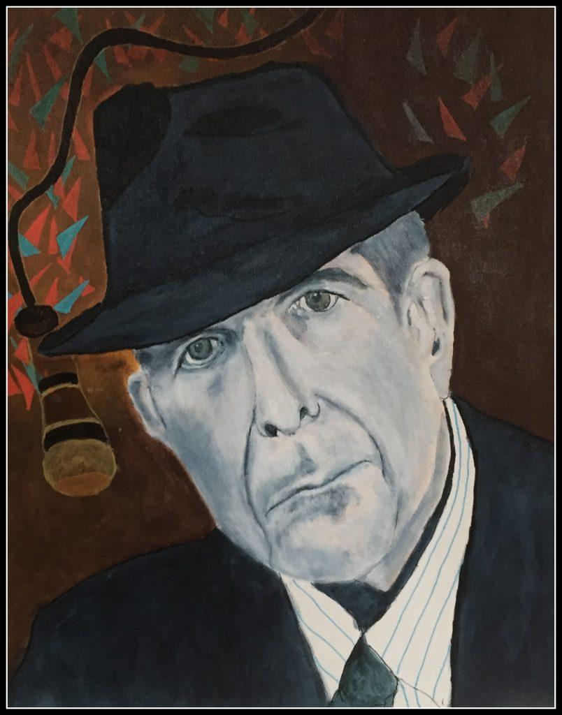 Leonard Cohen<br /> 40 - 50